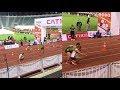 Un atleta interrumpe su carrera a unos metros de la meta para ayudar a un rival lesionado