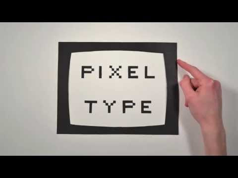 The History of Typography - Animated Short by Ben Barrett-Forrest