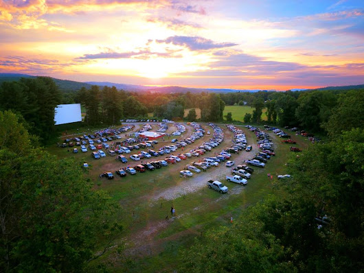 Northfield Drive-In Theater Turns 70 | Northfield MA | May 24-26
