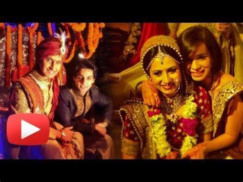 Karan Wahi, Gautam Rode, Rubina Dilaik Attended Ravi Dubey