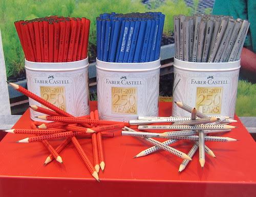 Faber pencils