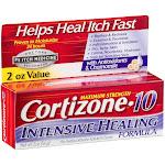 Cortizone 10 Anti-Itch Creme, Maximum Strength, Intensive Healing Formula, 2 oz Value - 2 oz