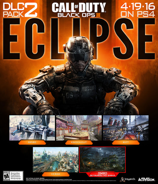 Call Of Duty Black Ops 3 Eclipse Map Pack Shown Off By