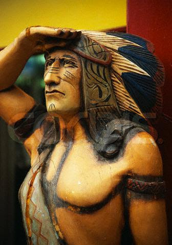 wooden-indian
