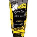 Got2b Ultra Glued Invincible Styling Gel - 6 oz tube