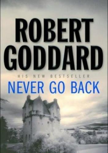 Okładka książki Never Go Back