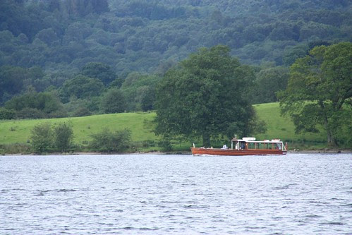 Lake Boat on Windermere