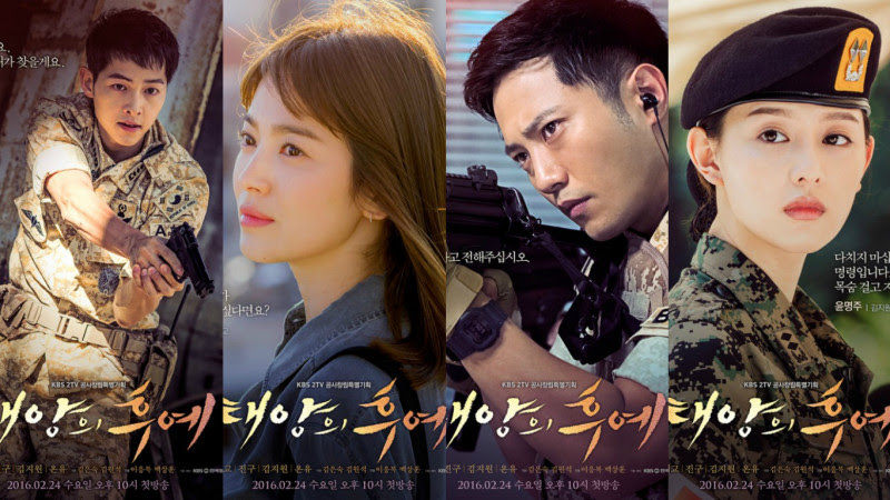 "First Impressions: ""Descendants of the Sun"""