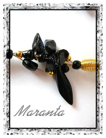 biżuteria z drutu- wire wrapping