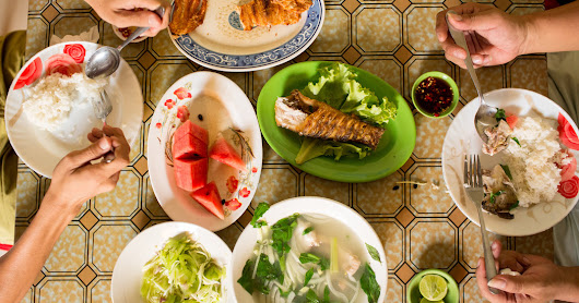 In Siem Reap, Cambodia, Local Fare Gets a Chance to Shine - The New York Times