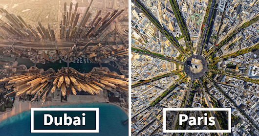 10+ Cities Like You've Probably Never Seen Before