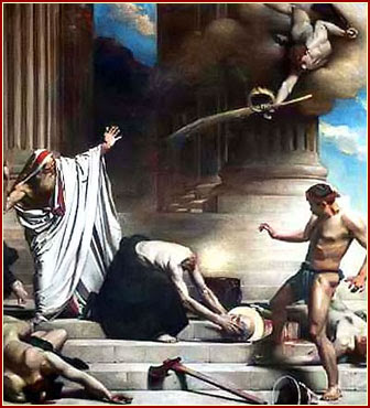 SAN DIONISIO, Obispo y Mártir