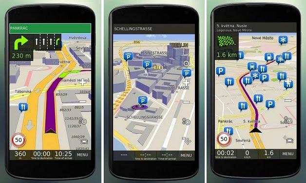 free download navigation apps for mobile