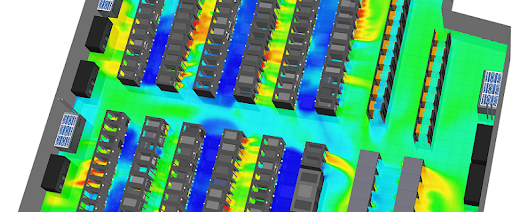 Future Facilities Writes for Data Center Knowledge on CFD and Simulation Development – Milldam Public Relations