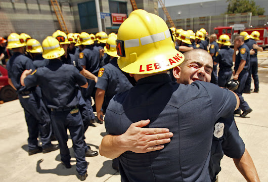 More than 10,000 rush to apply in rebooted LAFD hiring drive