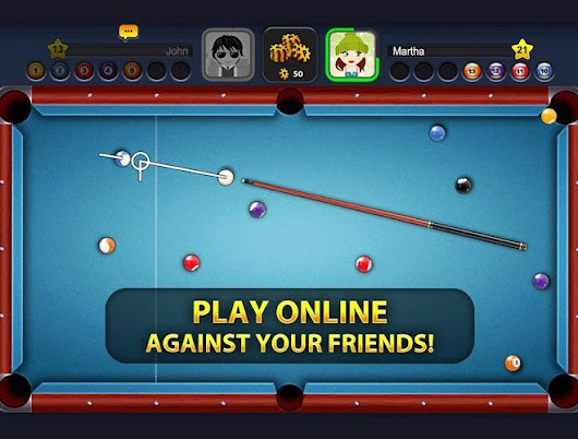 8 Ball Pool on pc