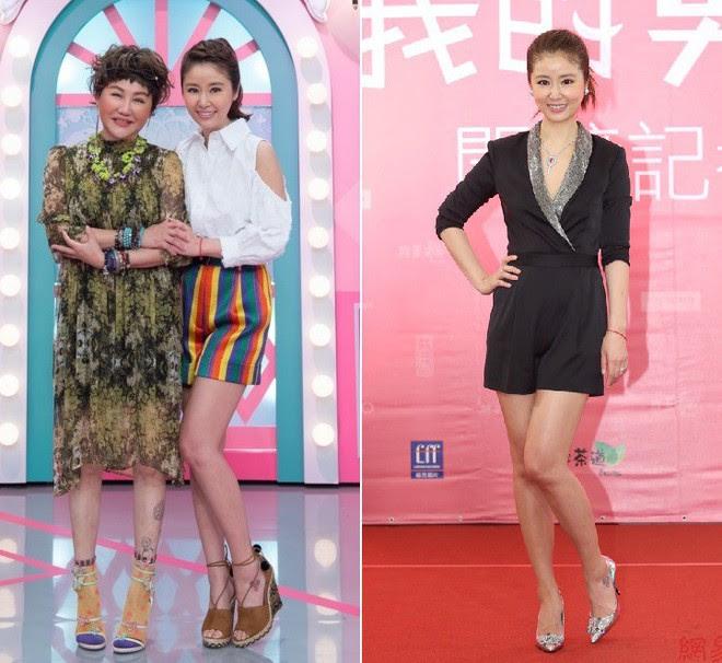 Các nàng gái 1 con còn chờ gì mà không học tập ngay gu thời trang trẻ trung của Lâm Tâm Như - Ảnh 10.