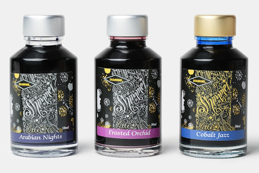 Diamine Shimmertastic Ink (2-Pack) | Price & Reviews | Massdrop