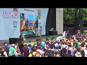 CEO of Niantic booed at Pokemon Go Fest