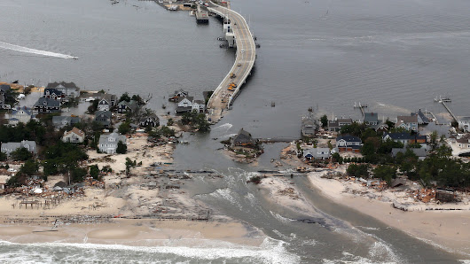 Report: Climate change a huge economic risk