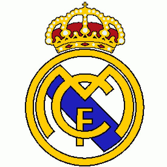 Real Madrid Coloriage