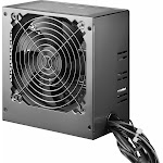 Insignia - 550W ATX12V 2.4/EPS12V 2.92 80 Plus Bronze Power Supply - Gray