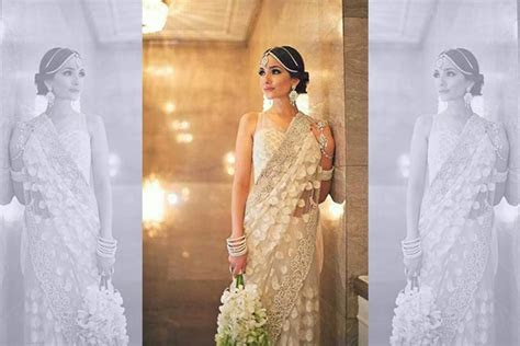 Christian Bridal Sarees: 11 Best Of The Best In 2016