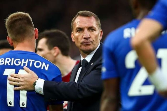 Brendan Rodgers calls for new look Leicester