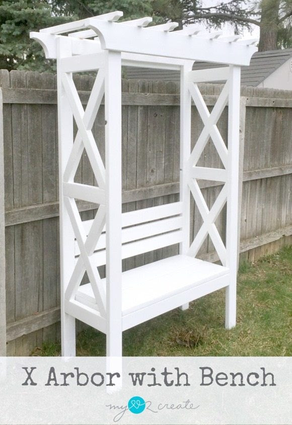 x arbor with bench pin, MyLove2Create