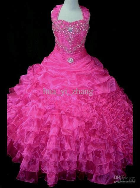 pink puffy dresses for kids Naf Dresses