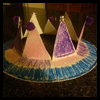 How<br />  to Make a Paper Plate Hat Crown