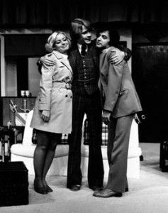 Sal Mineo, Courtney Burr, Jill Haworth