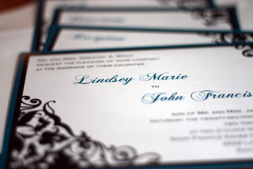 Lindsey's invite