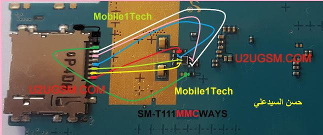 Samsung Galaxy Tab 3 T111 Memory Card Not Working Problem