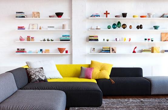 21 Floating Shelves Decorating Ideas Adorable Wall Shelves