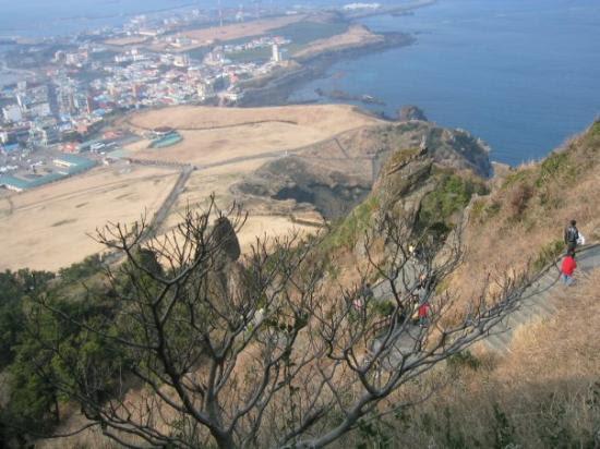 Potret Pulau Jeju