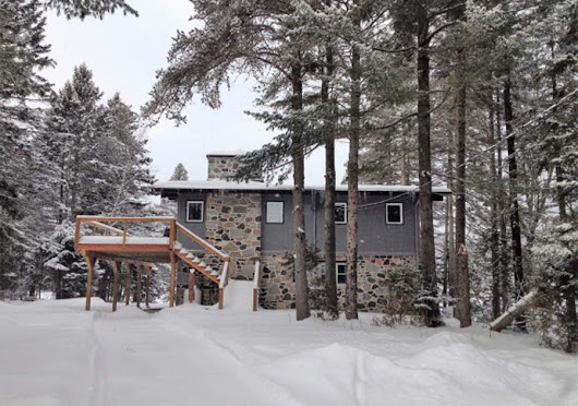 Beautiful winter retreat in Québec - House Sitting