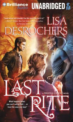 Last Rite: A Personal Demons Novel