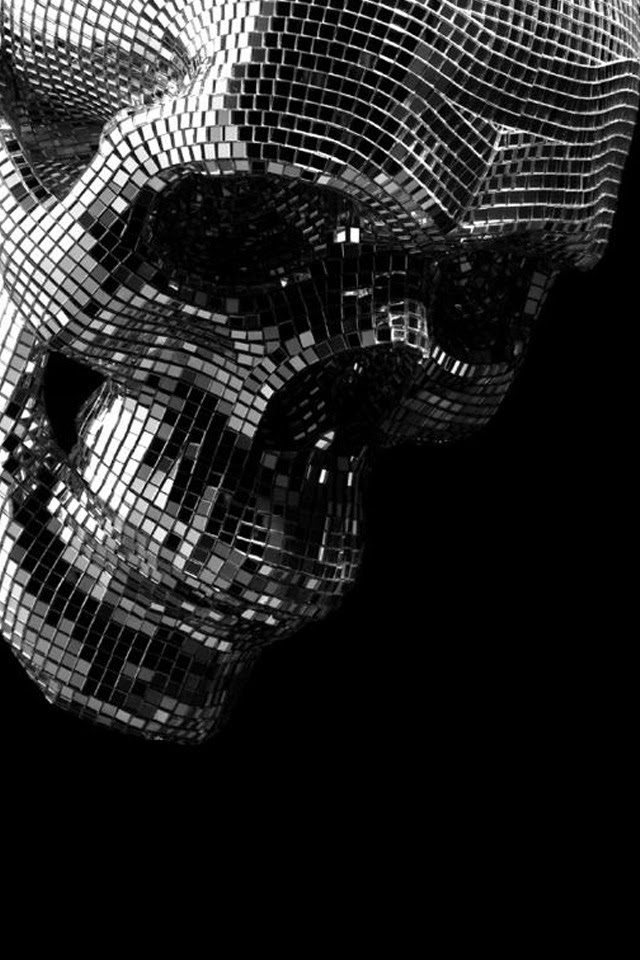 28 Skull iPhone Wallpaper To Darken Up Your Phone Screen ...