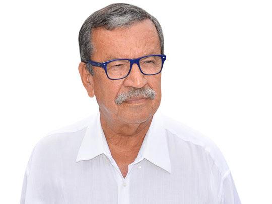 Ex-prefeito de Santaluz, Donga faleceu na madrugada desta quinta-feira | Foto: Notícias de Santaluz/Arquivo