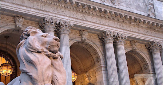 New York Public Libraries: the proposal to kill net neutrality is 'appalling'