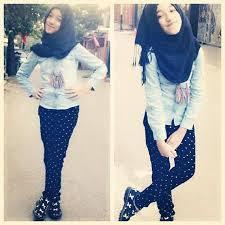 Gaya Hijab Untuk Anak-Anak - Baju Pengantin Muslim