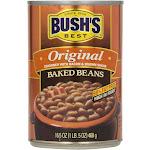 Bush's Best Baked Beans Original - 8/16.5oz cans