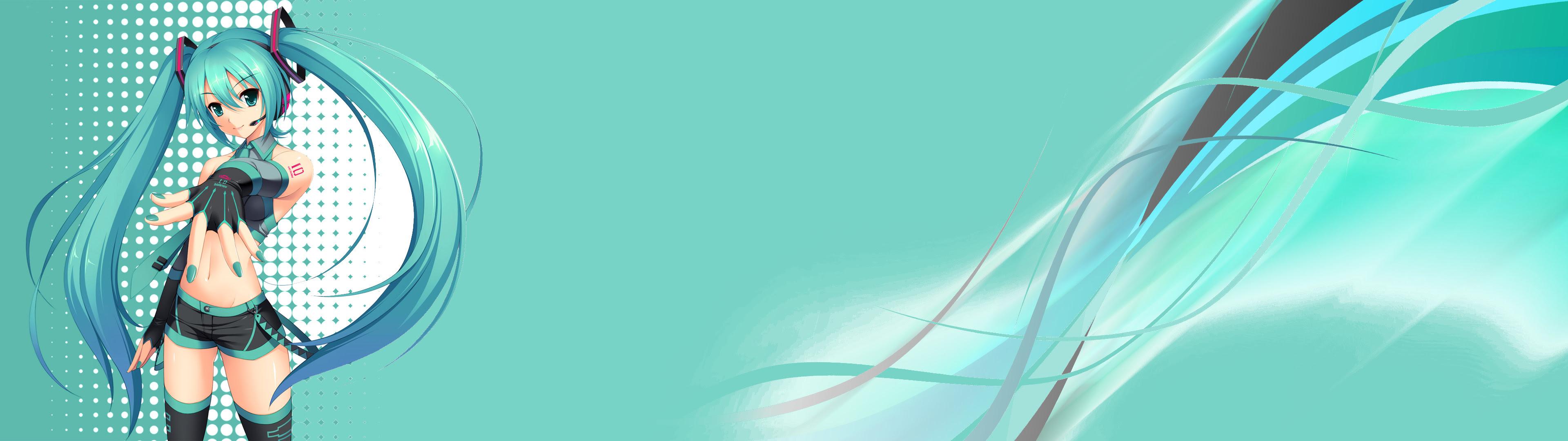 Anime Vocaloid Hatsune Miku Wallpapers Hd Desktop And Mobile