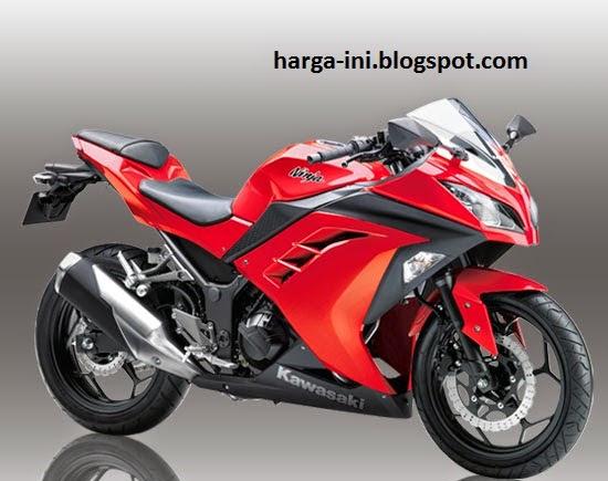 Harga Ninja Di Dealer Resmi Kawasaki Motor Indonesia Harga
