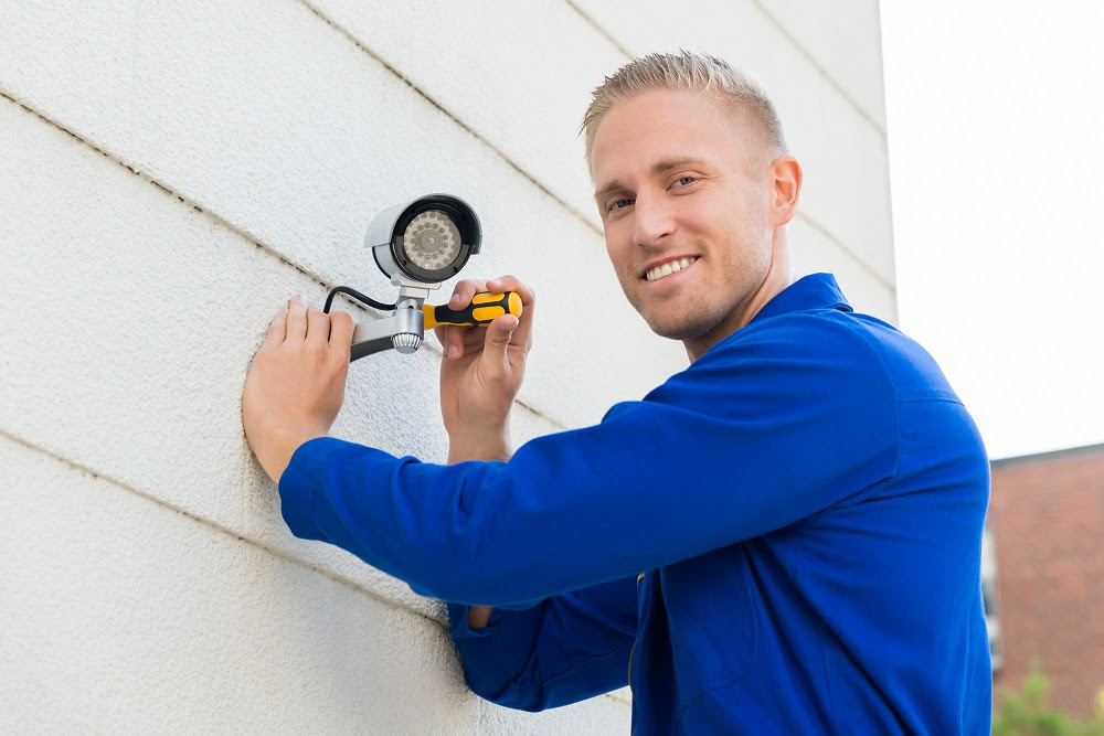 contact the CCTV system expert