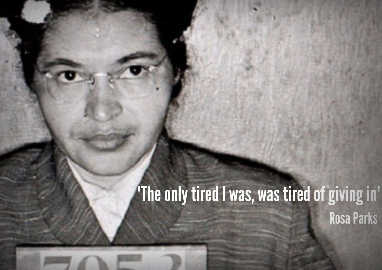 Today S Birthday Rosa Parks Civil Rights Leader Handsup United