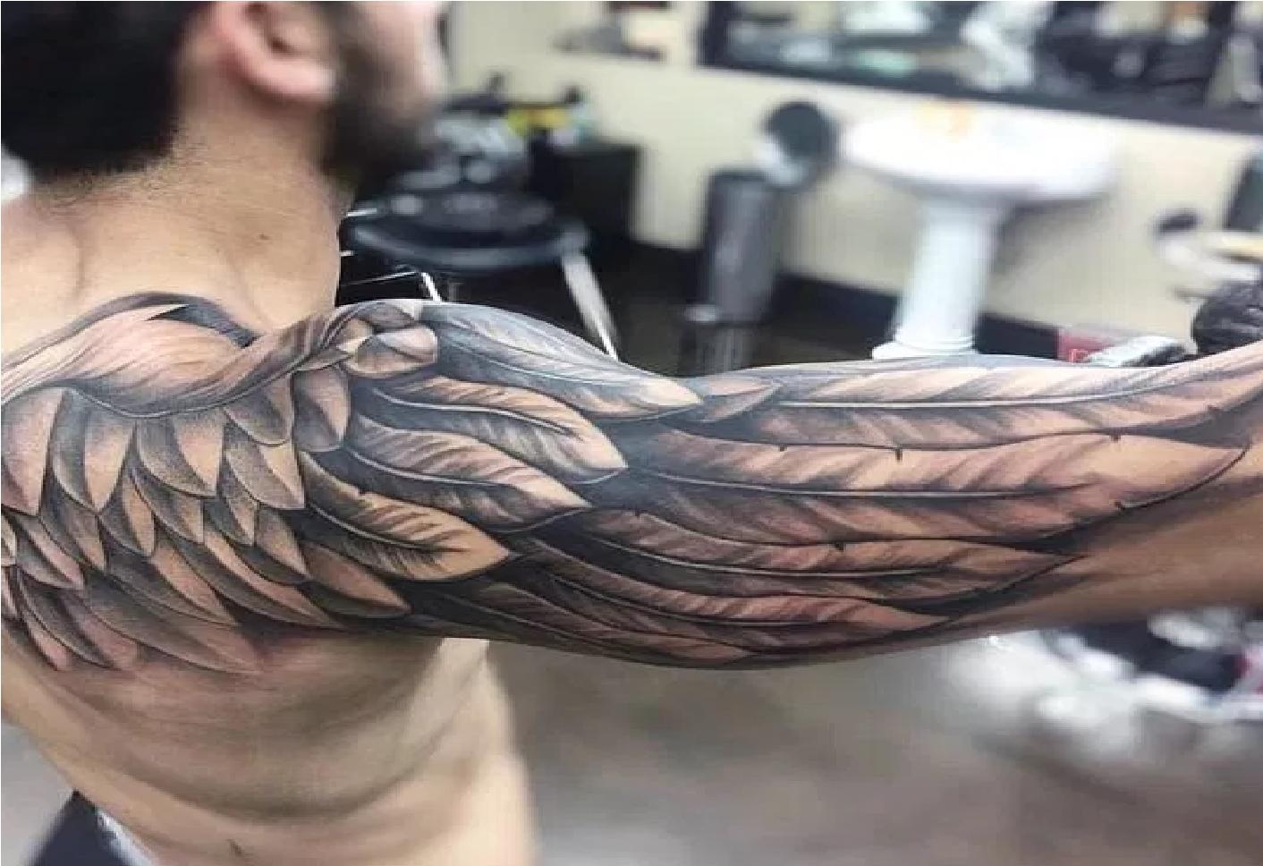 Los Mejores Tatuajes Para Hombres 2018 Hombre Alfa