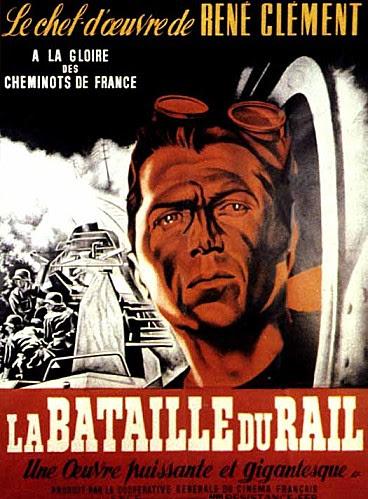 La Bataille du rail de René Clément