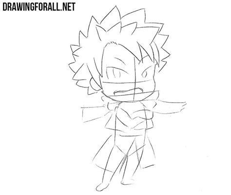 draw chibi natsu drawingforallnet